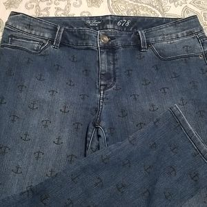 The Limited jeans size 12
